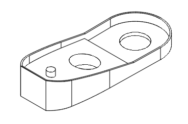 AW11 Center Support Wing Seal