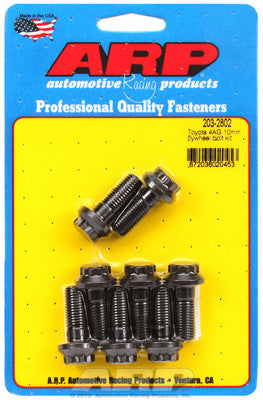 Flywheel Bolts - ARP 4AGE - Rat2 Motorsports