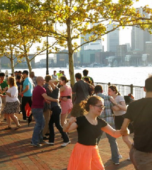 Dancing under Sun and Stars: Free Outdoor Dance Activities!!