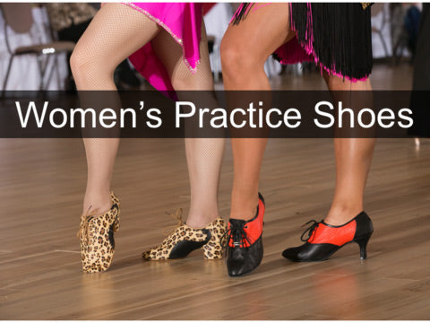Women's Practice Dance Shoes