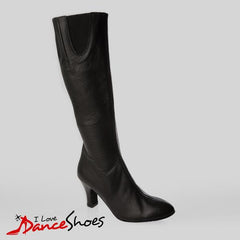 audra closed-toe dance boot