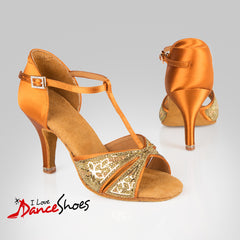 Countess latin dance shoe