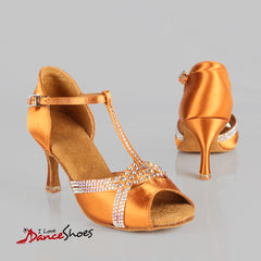 Royal latin dance shoe