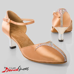 Mirada Crystal Closed Toe
