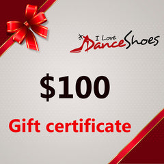 iLoveDanceShoes Gift Card