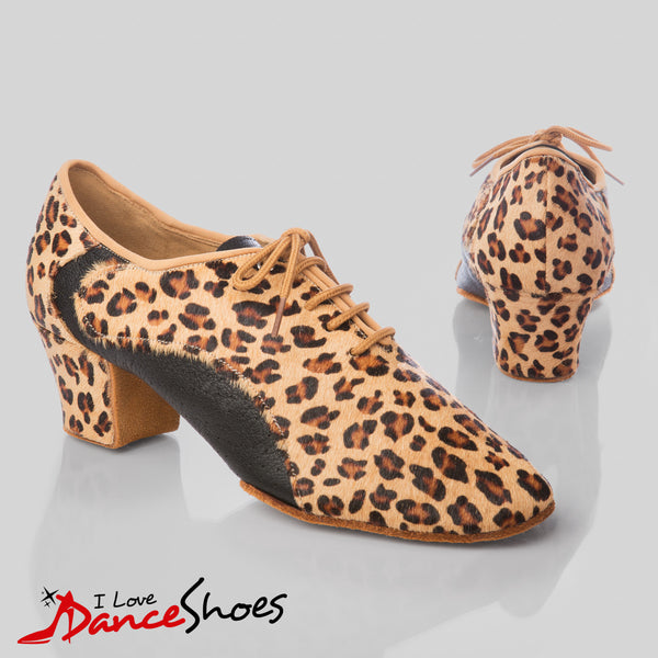 Limited time offer 25% OFF (Ends November 27th): Leopard Fantisia Practice Shoes