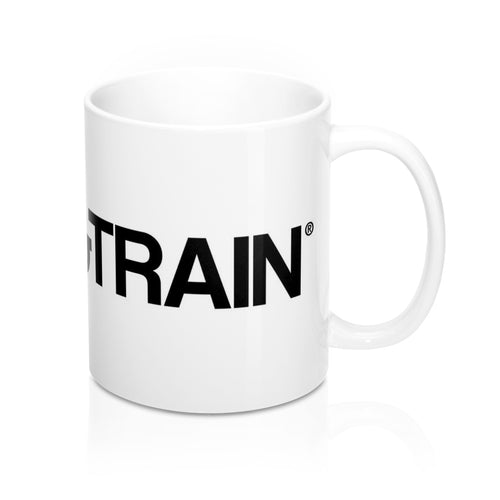 Believe&Train logo coffee mug 11oz
