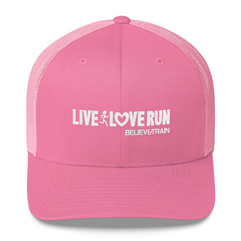 Live Love Run Women Cap
