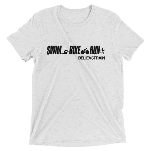 Swim Bike Run Men t-shirt