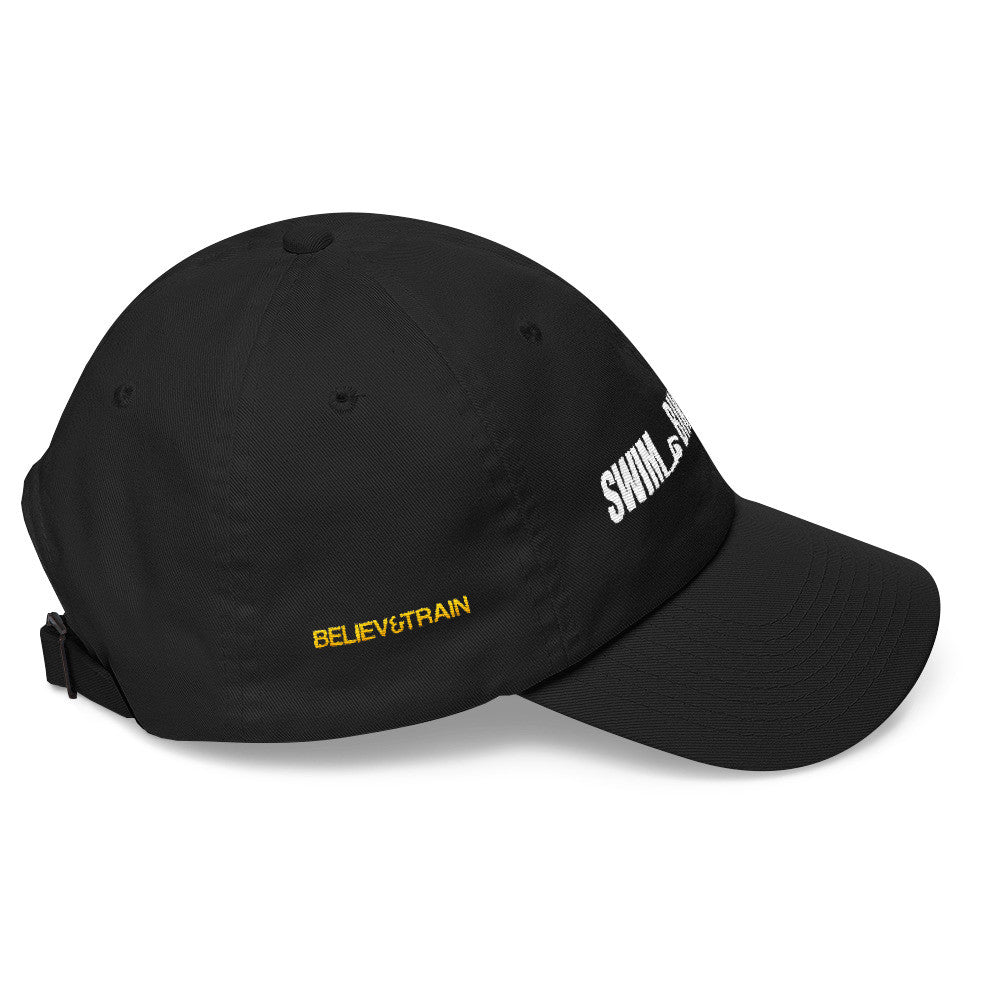 Swim Bike Run Women Classic Cap