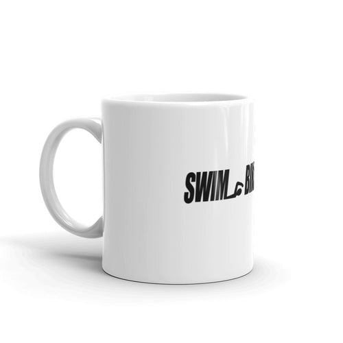 Swim Bike Run Men Mug