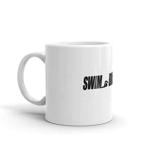 Swim Bike Run Women Mug