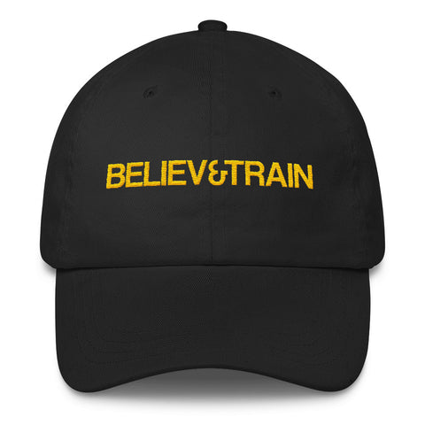 Believe & Train Classic Cap