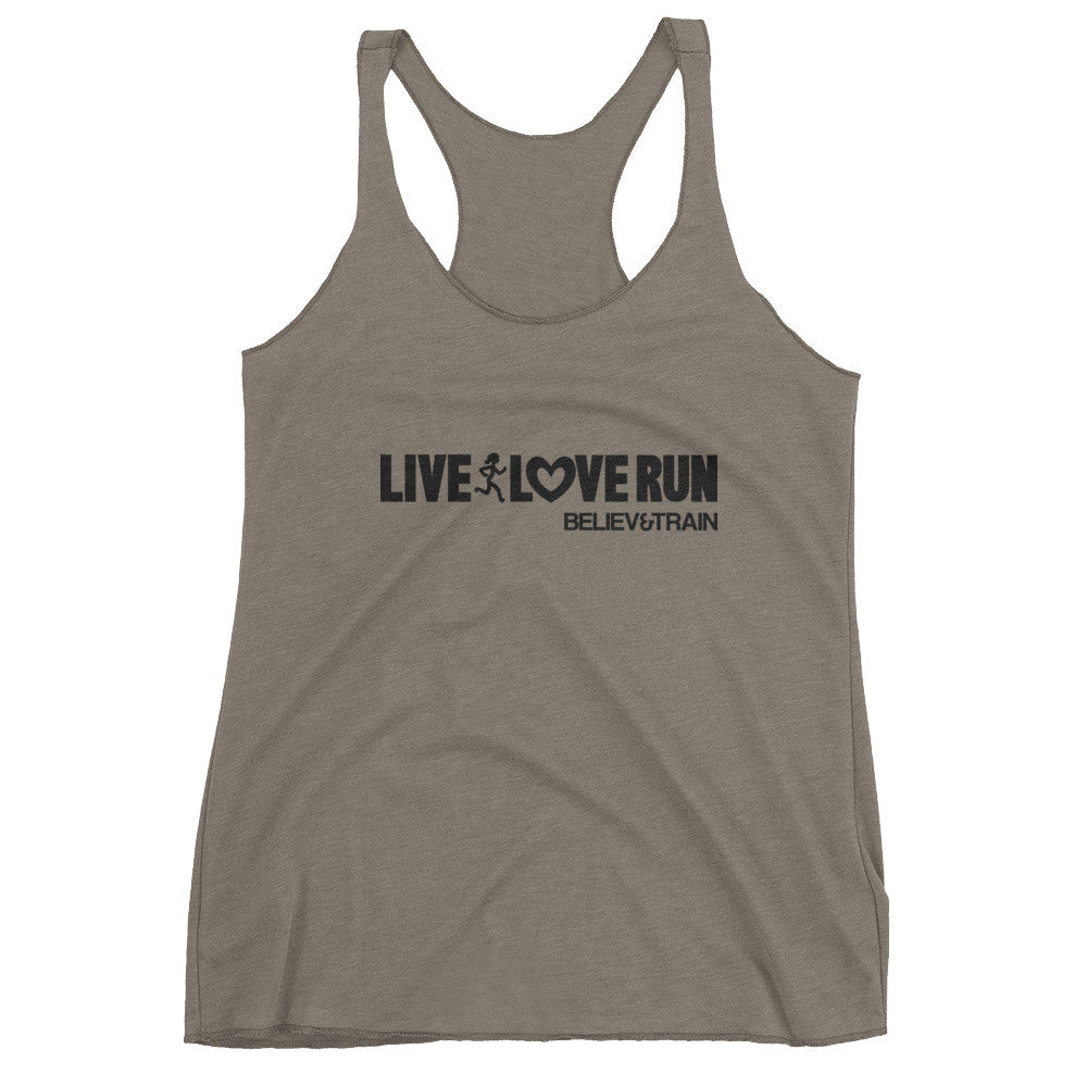 Live Love Run Women tank top