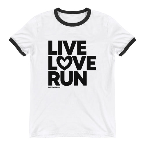 Live Love Run Men