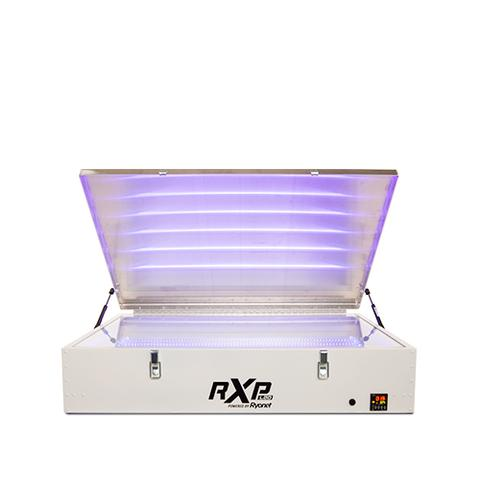 Ryonet RXP LED Screen Exposure Unit w/ Lid - 25x36in