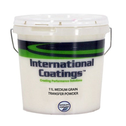 International Coatings Heat Transfer Powder - Medium