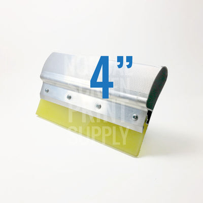 Screen Printing Squeegee Aluminum- 4 Inch