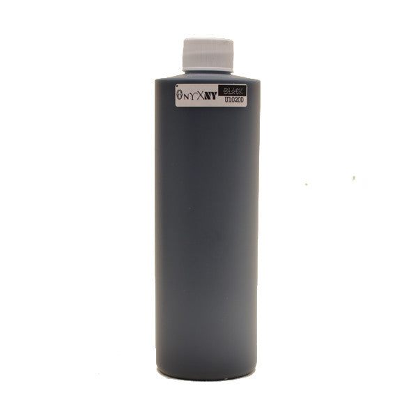 Onyx Black Dye Ink - .5 Liter Bottle