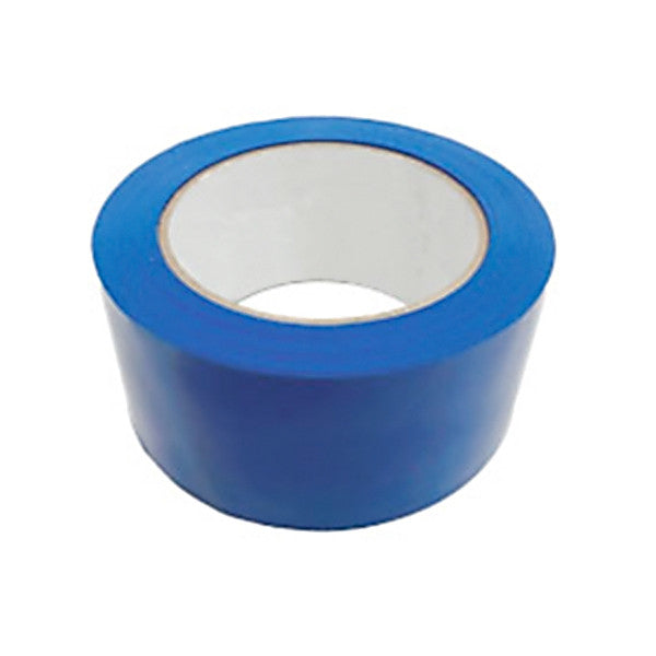 "2"" BLUE Low Adhesive Screen Block Out Tape - 6 Pack"