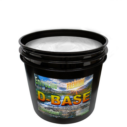 EnviroLine D-Base Clear Mixing Base
