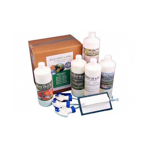 Enviroline Environmentally Friendly Chemical Kit