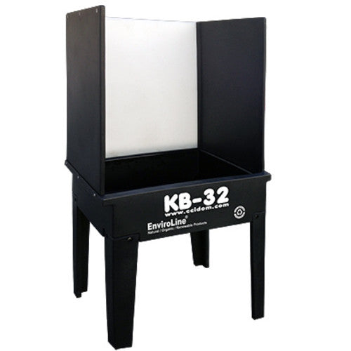 KB-32 KIT WASHOUT BOOTH