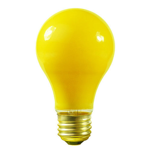 40 Watt Light Safe Darkroom Bulb - Yellow