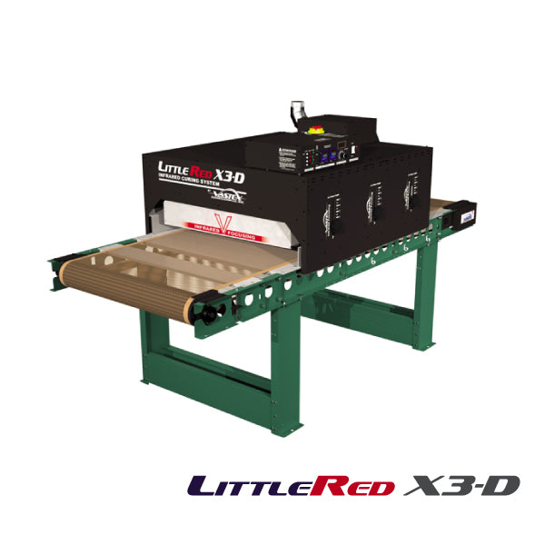 "LittleRed X-3D Conveyor Dryer - 54"" Belt"