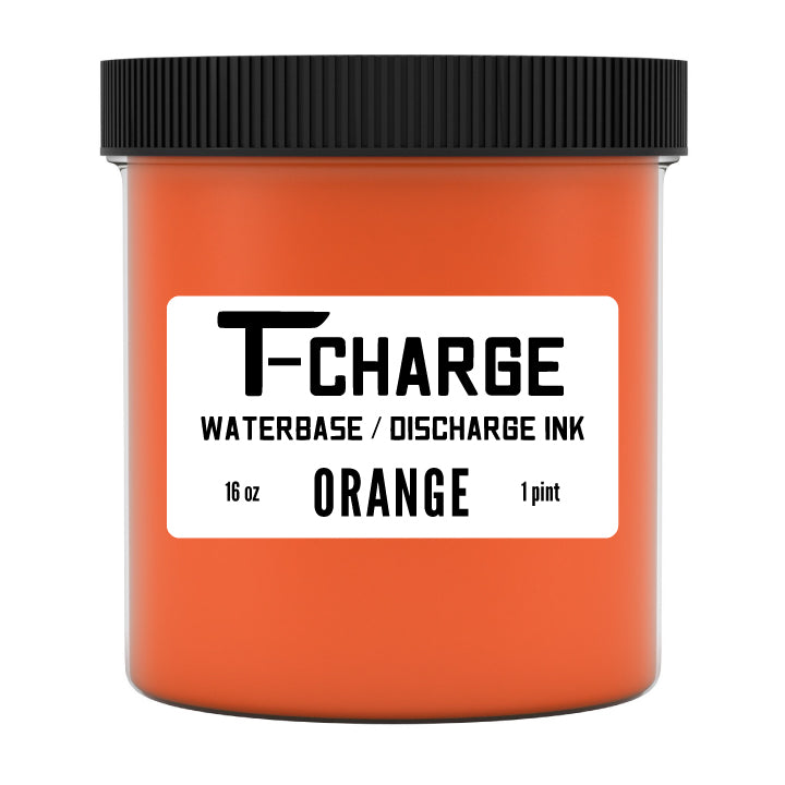T-CHARGE DISCHARGE & WATERBASE INK - Orange