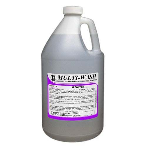 Multi-Wash - Multi-Purpose Screen Wash