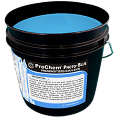 PHOTO BLUE PRE-SENSITIZED EMULSION