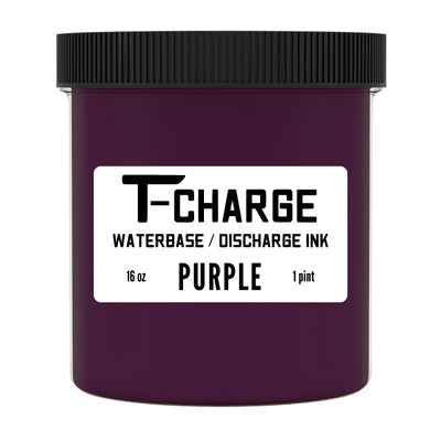 T-CHARGE DISCHARGE & WATERBASE INK - Purple