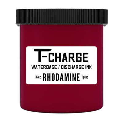 T-CHARGE DISCHARGE & WATERBASE INK - Rhodamine Red