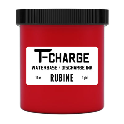 T-CHARGE DISCHARGE & WATERBASE INK - Rubine Red