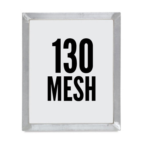 Aluminum Screen 130 Mesh