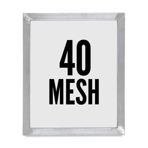 Aluminum Screen 20x24 - 40 Mesh