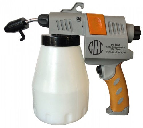 Spot Cleaning Kit - Gun with Fluid