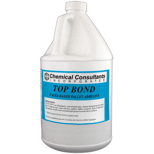 TOP BOND WATER BASED PALLET ADHESIVE - GAL