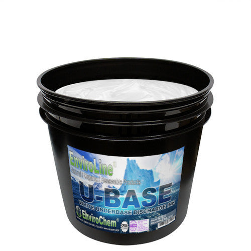 EnviroLine U-Base White Underbase Discharge Ink