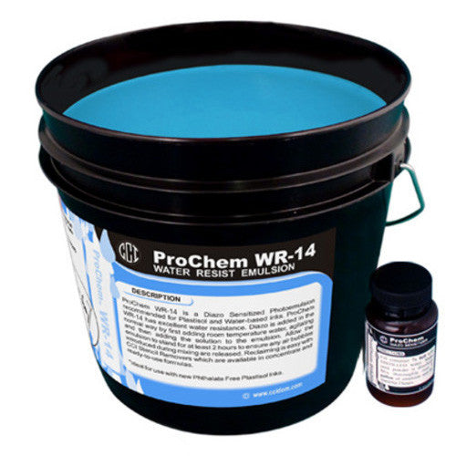WR-14 WATER RESIST EMULSION