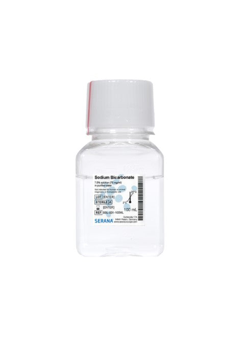 Sodium Bicarbonate Solution, 100 ml