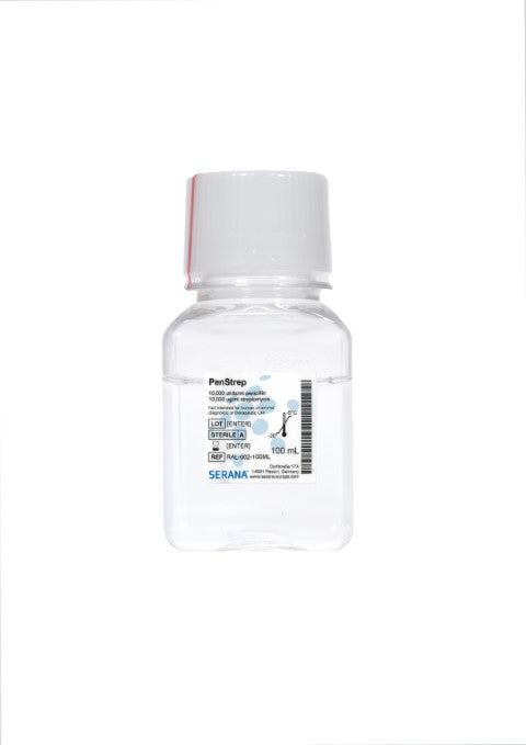 Penicillin-Streptomycin Solution 100X, 100 ml