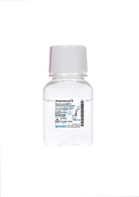 Amphotericin B Solution, 100 ml
