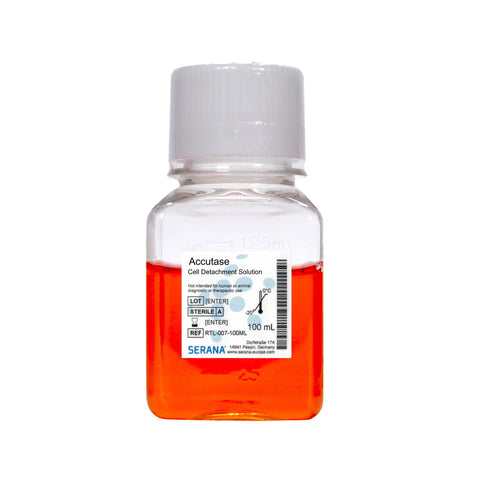 Accutase Cell Detachment Solution, 100 ml, Sterile Filtered