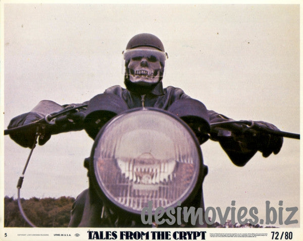 Tales From The Crypt, The (1972) - Lobby Card B