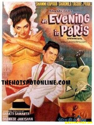 An Evening in Paris (1966)