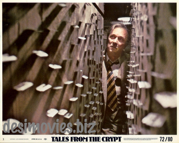 Tales From The Crypt, The (1972) - Lobby Card D