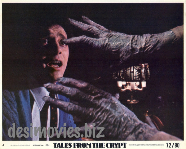 Tales From The Crypt, The (1972) - Lobby Card H