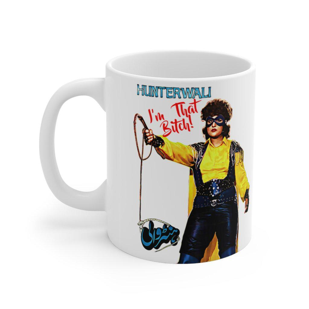Hunterwali - I'm THAT B!tch! - Ceramic Mug 11oz